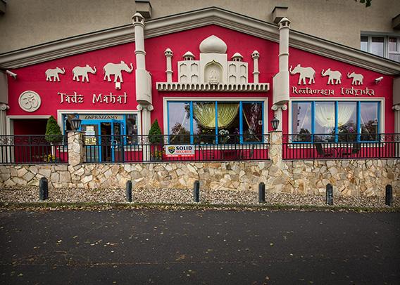 Restauracja Zielona Gora Tadz Mahal Restauracja Bar Noclegi Sulechow Zielona Gora